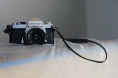 Nikkormat FT2 (rolandmks7) Tags: sonynex5n nikkormat nikomat nikon ft2 camera film takumar 50mm f14