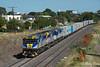 Triple MC7 (Henry's Railway Gallery) Tags: cm3316 cmclass wabteq qubelogistics containertrain freighttrain mc7 7mc7 glenroy