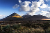 Tantalising light. (lawrencecornell25) Tags: landscape scenery scotland skye isleofskye nature outdoors mountains glamaig sligachan nikond5