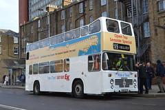 East Kent 0977 RVB977S (Will Swain) Tags: chatham during nuventure running day 30th december 2017 south east medway bus buses transport travel uk britain vehicle vehicles county country england english kent 0977 rvb977s preserved heritage