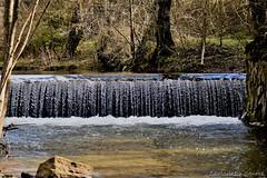 Le Rance (La Magie Du Moment) Tags: rivière extérieur eau hiver bois forêt nature nikon chute cascade zen aveyron rance