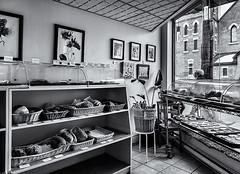 Urbanscape 4   # 37  .... ; (c)rebfoto (rebfoto ...) Tags: bakery atthebakery rebfoto blackandwhite monochrome blackwhite bw