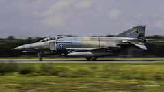 01512 (Paul.Basque) Tags: 01512 mcdonnell douglas f4e f4 phantom ii 338 mira 338th fighter bomber squadron ares haf greece greek hellenic airforce florennes airbase ebfs tacticalweaponmeet 2017 twm twm17 exercice belgium