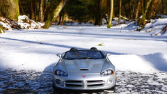 Viper On Frozen River (obscure.atmosphere) Tags: modellauto モデルカー modell 모델 자동차 model car diecast spielzeug トイズ 장난감 toy toys 118 juguetes modelo jouets modele snow schnee nieve neige 雪 눈 frost frozen eis ice winter invierno hiver 冬 겨울 dodge chrysler viper us usa american muscle auto automobile supercar sportcar hypercar スポーツカー 스포츠카 exotic automobil sportwagen coche carro automovil deportivo voiture sport sonnenschein sonnenlicht licht light ligero lumiere 光 빛 sunlight sunshine sunny sonnig wald forest woods natur nature srt 10