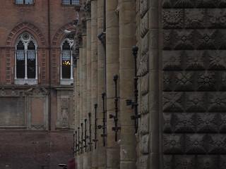 Colonnato Palazzo del Podesta'