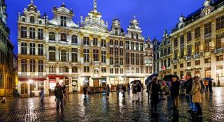 Grand - Place De Bruxelles - 4715