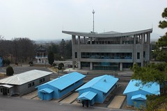 Joint Security Area from Pan Mun Gak, DPRK (argilaga) Tags: dprk korea northkorea dmz