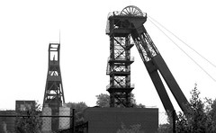 Pluto (hilgers1944) Tags: pluto zechepluto bergwerkpluto plutowilhelm bergwerkplutowilhelm zecheplutowilhelm herne wanne eickel wanneeickel hernewanneeickel schachtanlage steinkohlenzeche steinkohlenbergwerk steinkohlenbergbau bergwerk bergbau zeche pütt fördergerüst föderturm ruhrgebiet ruhrrevier ruhrarea ruhrpott kohlenpott mine mining coal coalmine coalmining shaft pit pithead headgear headframe headstock mijn mina colliery charbon charbonnage chevalement mineshaft mineshaftheadgear shaftmine shaftmining mineheads chevalementminedecharbon chevalementpuitsdemine chevalementdemine miningheritage miningengineering industrialheritage industry industrie industria industrialhistory fosse kopalnia pozo szyb industrialdecay postindustrial endofindustry industrialarchitecture puitsdemines minesdecharbon bw blackandwhite blackwhite old picture topf25 bfv25