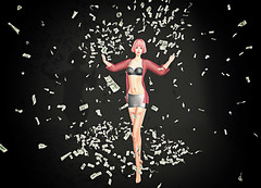 LuceMia - EVENT-CRAZY-FASHION (MISS V♛ ITALY 2015 ♛ 4th runner up MVW 2015) Tags: eventcrazyfashion sl secondlife event posesion poses dress anastyle giulia set beatriz new fashion creations mesh persefora dollar money beauty models lucemia