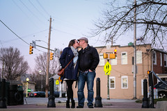 Rachel & Dave (47) (Brian Isemann) Tags: the creamery baltimore hampden fuji xt2 xt20 engagement