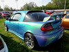 Opel Tigra A (911gt2rs) Tags: treffen meeting show event tuning tief stance custom coupe clean vauxhall spoiler bodykit blau blue airbrush heckflügel