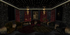 The Looking Glass @ Swank (Sannita_Cortes) Tags: swank thelookingglass tlg building decorating decoration furniture furnituredecor home houseshomes virtualdecoration virtualfurniture decor decorate secondlife sl virtualworld virtual plants poppy glam glamour