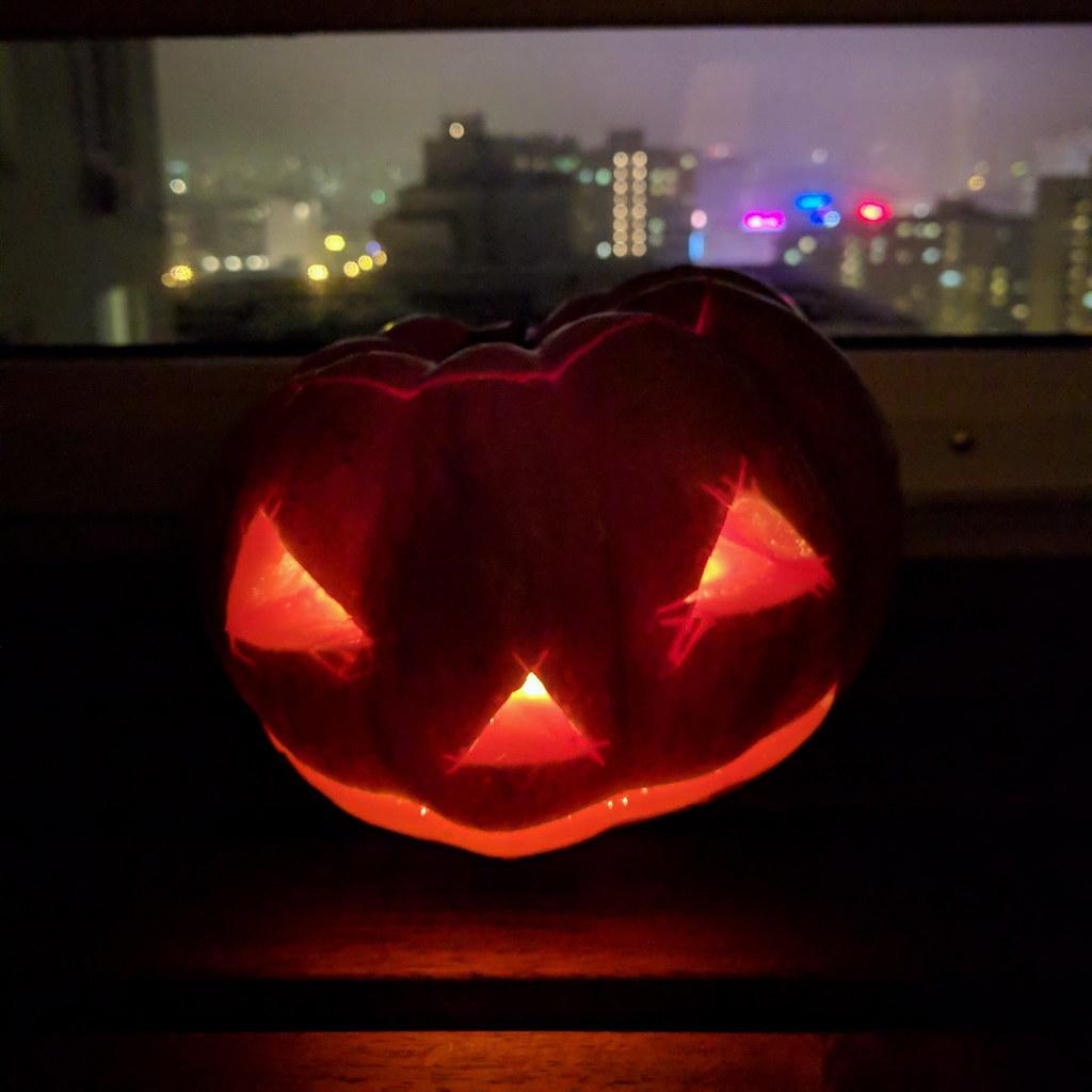 фото: Тыква на Halloween