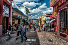 Final Walkabout in Santiago - 7 (AaronP65 - Thnx for over 13 million views) Tags: santiago cuba streetlife