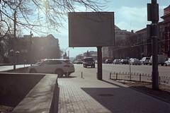 G Klasse (dmitriy.marichev) Tags: contax aria contaxaria planar carlzeissplanar50mmf14cymount planar5014 zeiss film kodak portra 160vc 35mm city street style outdoor kiev ukraine ishootfilm mercedesbenz g mercedesbenzgklasse