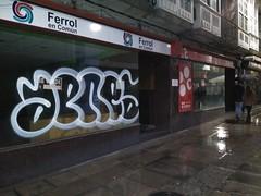 APNEA (Graffiti Ferrolterra) Tags: apnea graffiti ferrol ferrolterra streetart bombing throwup tags