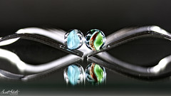 Marbles & Forks (Scott Stults) Tags: canon eos rebel t6i ef 50mm f18 stm marble fork mirror
