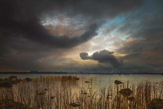 Clouds over Kotka
