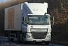 DAF CF Marks & Spencer PL14 DWU (SR Photos Torksey) Tags: transport truck haulage hgv lorry lgv logistics road commercial vehicle freight traffic daf cf marks spencer