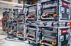 ESC equipment (RIEDEL Communications) Tags: riedel riedelcommunications c communications esc esc2018 eurovision song contest equipment preparations intercom technik technology