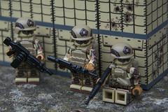 Pinned (LegoInTheWild) Tags: moc afol lego brickarms brickmania
