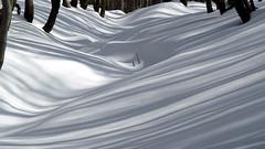 IMG_7396 ombre (La Patti) Tags: ombre shadows neve hiking snow marzo march nature natura lagdei lago santo parmense outdoor all'aperto curve curves parco dei cento laghi nazionale appennino tosco emiliano trekking escursionismo