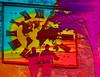 Somewhen Over the Rainbow (bethrosengard) Tags: bethrosengard photomanipulation digitallyenhanced photoart digitalmagic digitalart