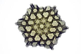 Tessellation T-est 2 (Marjan Smeijsters)