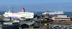 18 04 07 Stena Horizon departing Rosslare (12) (pghcork) Tags: stenaline stenaeurope stenahorizon rosslare ferry ferries wexford ireland carferry 2018