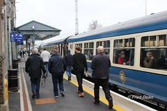 Carlow Station. (Fred Dean Jnr) Tags: irishrail iarnrodeireann april2018 branchlinewanderer railtour carlowstation carlow rpsi railwaypreservationsocietyofireland