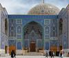 Isfahan, Iran (Ninara) Tags: iran mosque isfahan esfahan sheikhlotfollahmosque naqshejahansquare lotfollah safavid