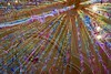 """Escalator (Rainbow Rain)"" de Vidya Gastaldon (Max Sat) Tags: art coloré colorful colors contemporaryart escalator fujixe1 fujinon italia italie italy maxsat maxwellsaturnin palazzograssi rainbowrain venezia venice venise vidyagastaldon xf1855"
