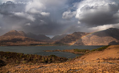 The Torridon Mountains (.Brian Kerr Photography.) Tags: thetorridonmountains torridon lochtorridon scotland westerross mountains landscapephotography photography clouds sky light rainbow a7rii availablelight weather visitscotland visitbritain views landscape formatthitech firecrest rain storm vanguarduk sonyuk outdoor outdoorphotography opoty nature naturallandscape natural highlands scotspirit scottishlandscapes scottish scottishhighlands scottishlandscape scotspines briankerrphotography briankerrphoto mountain water loch sea grass