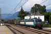2 x FS E405 (405 038 + 405 008) + Güterzug / goederentrein / freight train  - Egna Neumarkt (Rene_Potsdam) Tags: fs railroad südtirol italia ferrovie dello stato trenitalia