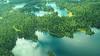 Alaska Wilderness I (PDX Bailey) Tags: tree lake forest water landscape serene green blue window seat reflection