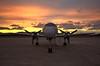 SA226 - Metro II - EC-JIP (solapi) Tags: plane metro ii fairchild sunset sw4 metroliner flightline girona airpot lege