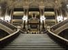 A royal staircase (Shahrazad26) Tags: paris parijs france frankrijk frankreich opéragarnier architectuur architecture stairs staircase trap treppen