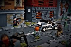 Apocalyptic City (WorldWBrickersLUG) Tags: lego apocalego apoc apocalypse apocalypticcity moc mocs legomocs legoapocalypticcity worldwbrickerslug