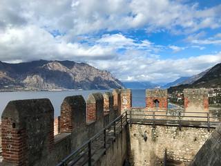 Scaliger Castle - Malcesine