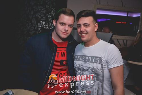Midnight express (23 i 24.03.2018)