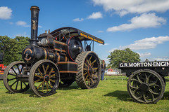 Shrewsbury Steam Rally 2017 (Ben Matthews1992) Tags: shrewsbury steam rally 2017 salop shropshire old vintage historic preserved preservation traction engine fowler a7 jo 13141 7nhp davies morton