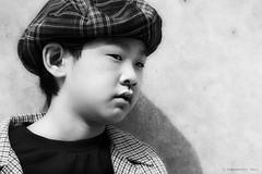 Seoul (ale neri) Tags: street bw portrait korean kid aleneri seoul southkorea korea asian streetphotography blackandwhite alessandroneri