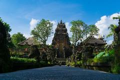 20180323DSC04919 (mchlphlmnn) Tags: indonesien bali temple tempel lowangle