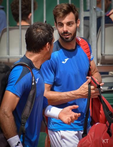 Ivan Dodig - Ivan Dodig & Marcel Granollers