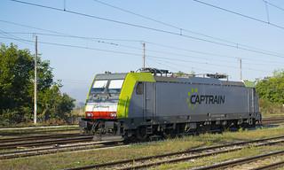 E483.311 Captrain - Trofarello