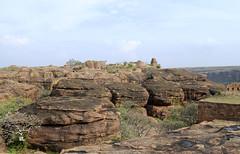 Upper Shivalaya à Badami, Inde (voyagesphotos) Tags: inde india karnataka badami temple religion hindouisme hindou hindu forteresse