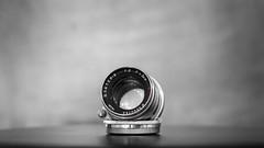 Zenit Jupiter-8 red Л 5cm ƒ/2 (Зенит Юпитер-8) (::nicolas ferrand simonnot::) Tags: zenit jupiter8 зенит юпитер8 red л 5 cm ƒ2 version pt3060 1959 | 9 blades aperture m39 ltm paris 2018 manufactured ussr by kmz krasnogorsk mechanical works bokeh depth field dof black white monochromevintage manual prime lens fixed focal length russian
