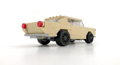 Mopar A-Bodies (timhenderson73) Tags: lego custom moc dodge plymouth dart valiant 1964 1970