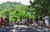 Picnic on Pacific Island (Tomas Pfeifer) Tags: picnic people vanuatu meeting beach