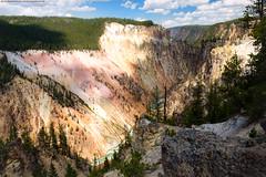 Grand Canyon of Yellowstone (Jeff_B.) Tags: wyoming yellowstone jackson jacksonhole grandteton nationalpark america usa